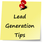lead generating tips