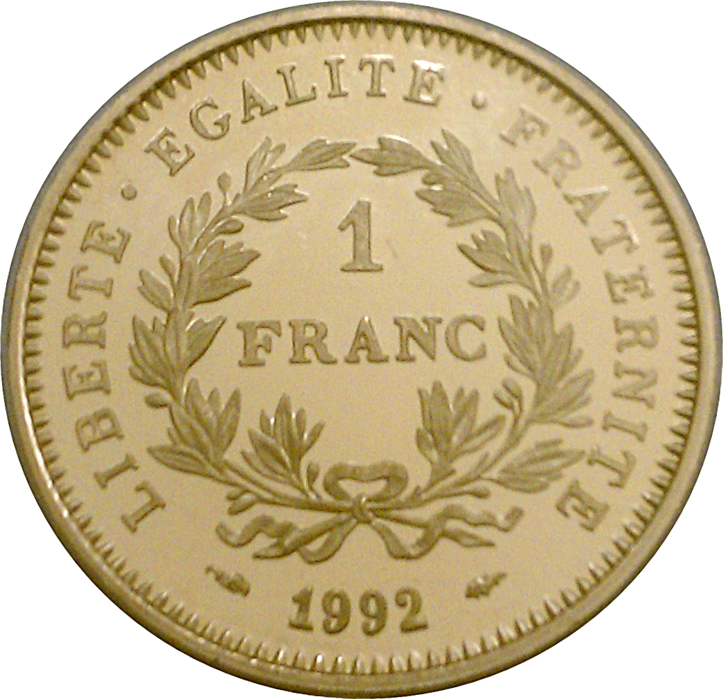 Why you shoud give unconditionally for France francs